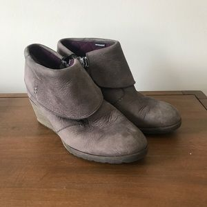 The North Face Bridgeton Wedge Bootie Sz 8
